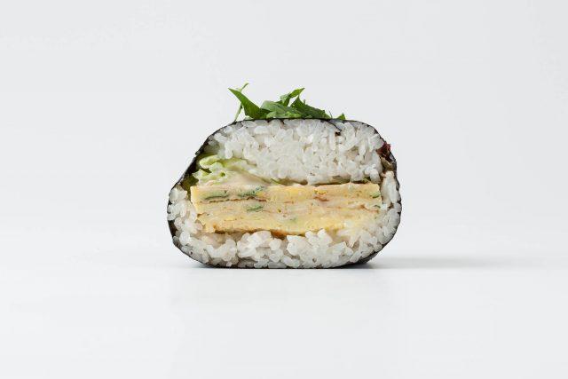 Onigirazu_Tamago_kame_japanese_bakery